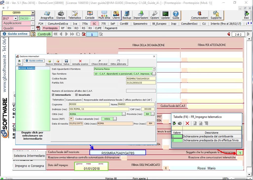 Adempimenti fiscali 2018: creazione, controllo e invio file telematico (prima parte) - 1
