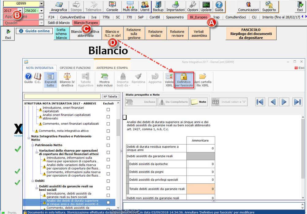 Caso Pratico: Aggiungere grafici ed immagini al bilancio da inviare ai clienti - 1