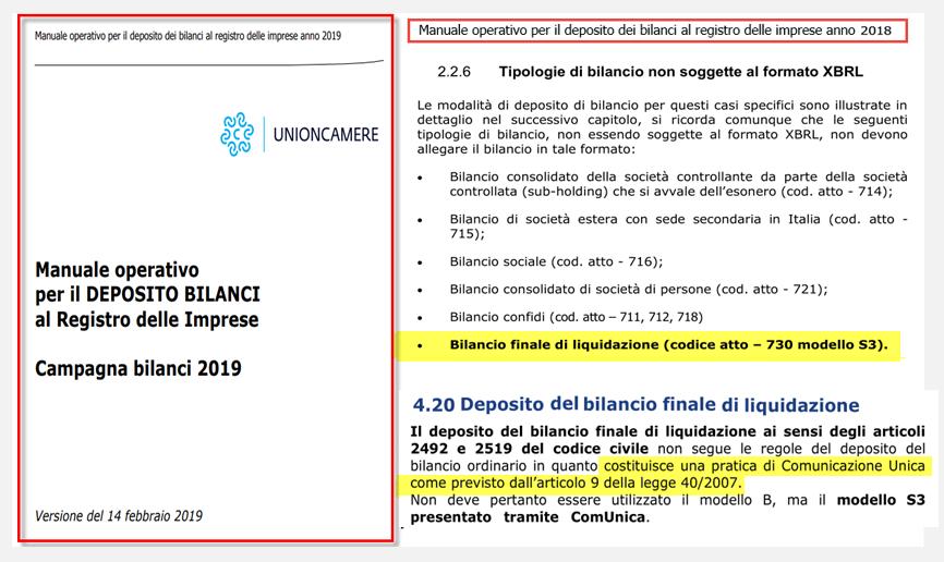 Caso pratico: Bilancio finale di liquidazione con Bilancio Straordinario - 1