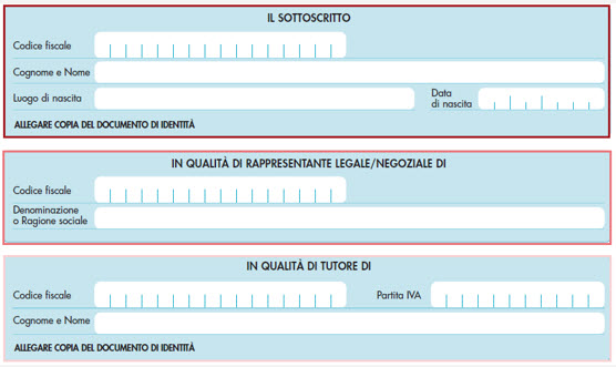 Deleghe Fatturazione Elettronica: rilascio applicazione - 1