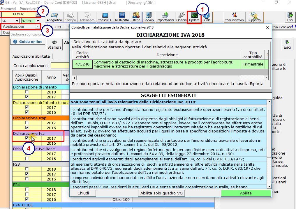 Dichiarazione IVA e IVA BASE 2018