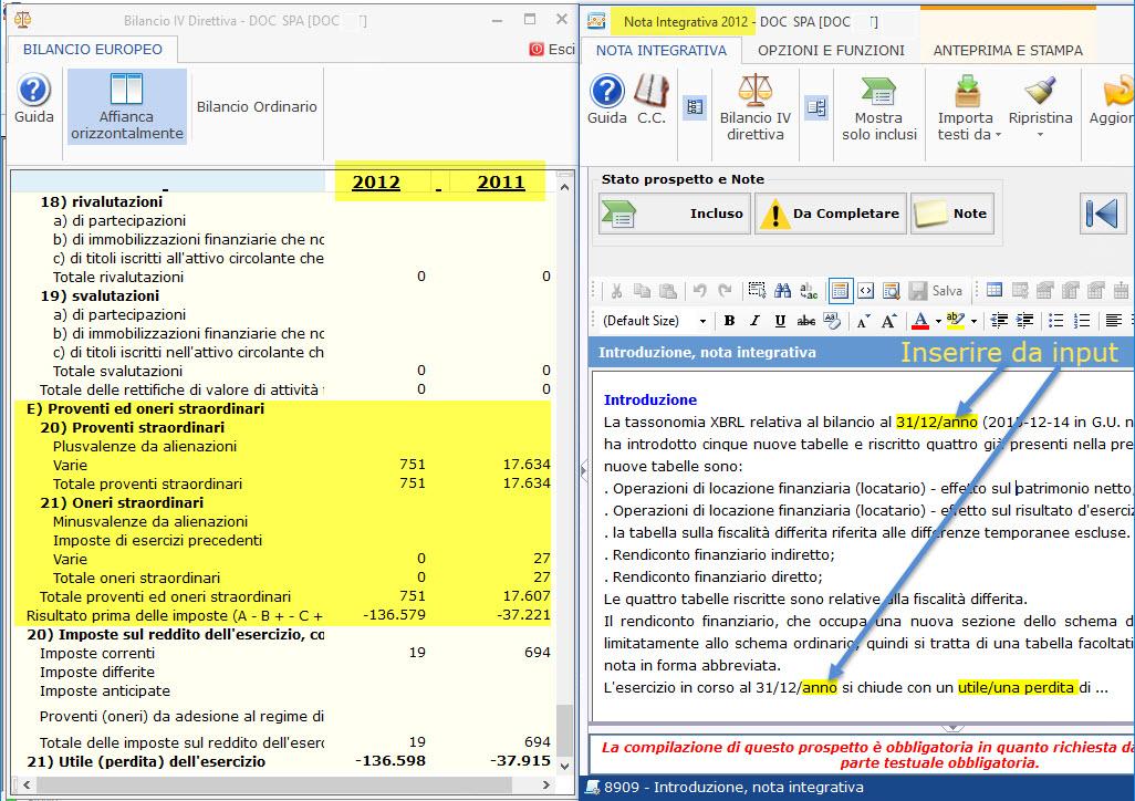 Bilanci Tardivi 2009-2014: disponibile applicazione - 10