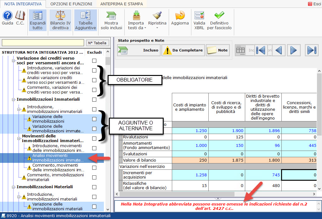 Bilanci Tardivi 2009-2014: disponibile applicazione - 11