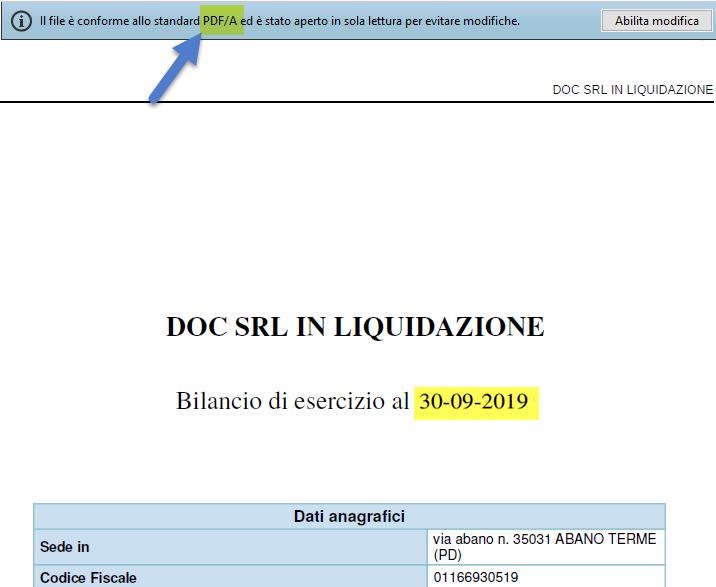 Caso pratico: Bilancio finale di liquidazione con Bilancio Straordinario - 12