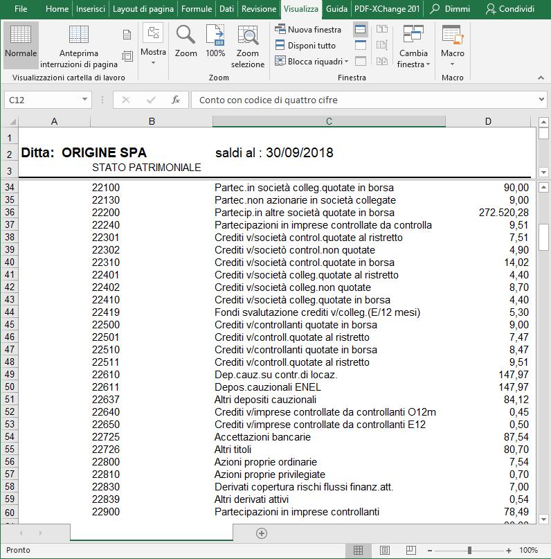 Import Saldi di Bilancio da Excel: nuove funzioni - 13