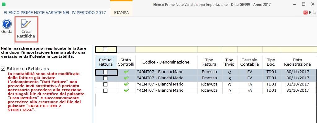 Nuovo Spesometro 2017: rettifiche e annullamenti dati inviati - 15