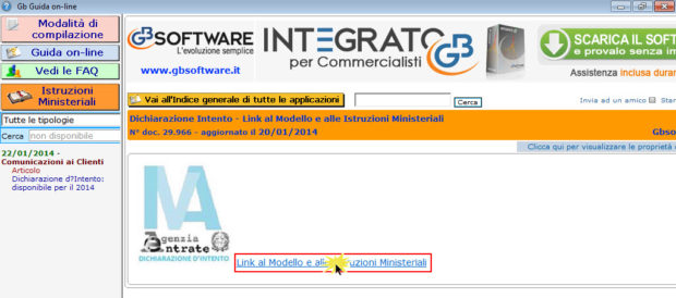 15. Istr Min_accesso link