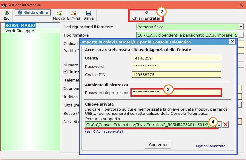 software entratel