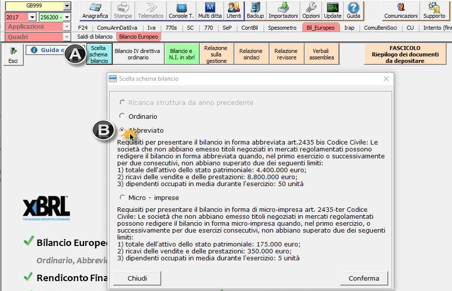 Caso Pratico: Recuperare Nota Integrativa da copie interne - 2