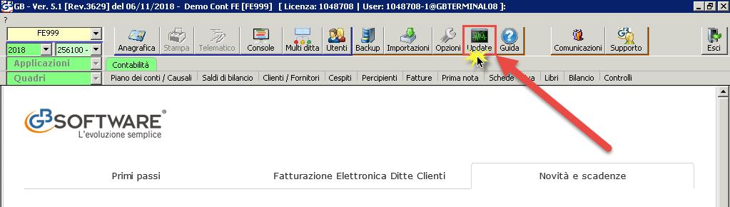 Fatturazione Web: rilascio e sincronizzazione anagrafiche clienti - 2