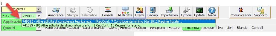 Quadro LM 2018: compilazione contribuente minimo e forfetario - 2