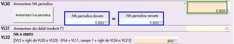 Quadro VL Dichiarazione Iva: nuova modalità di compilazione - 2