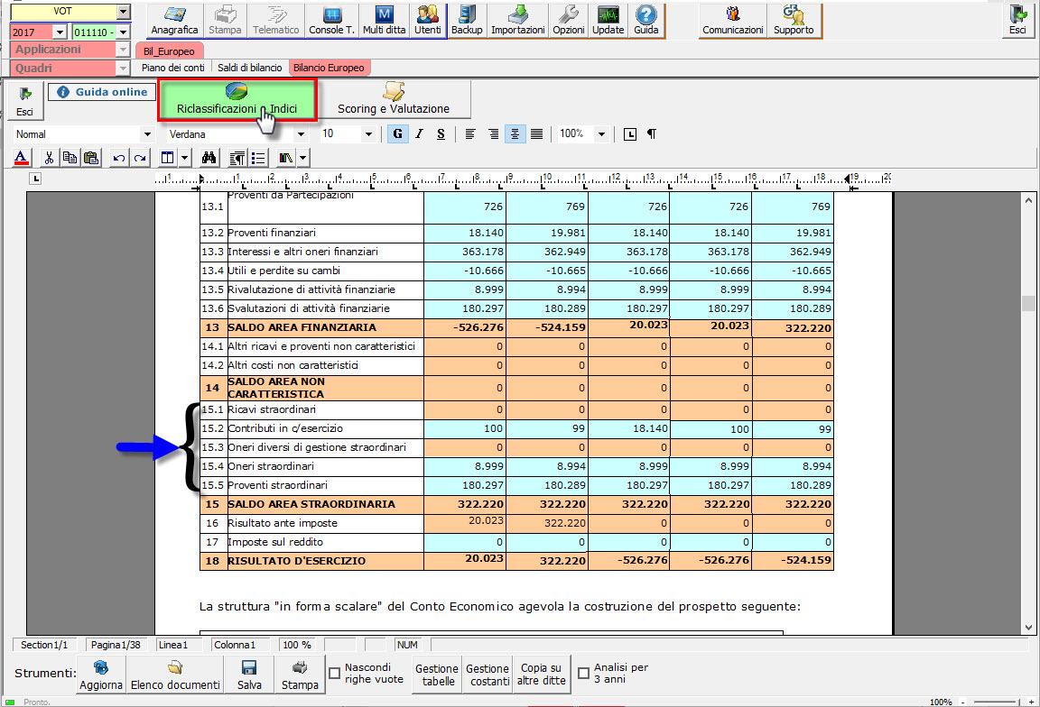 Analisi di Bilancio GB: disponibile l'applicazione - 3