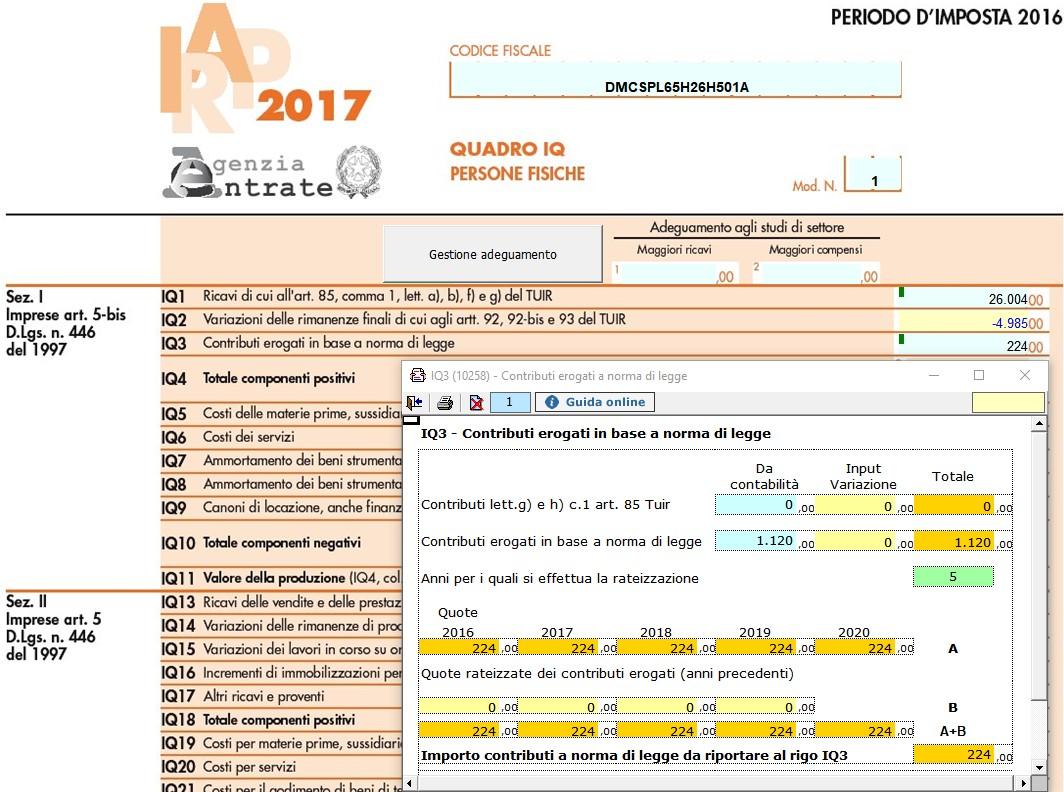 Caso pratico: ultimo anno in regime impresa e compilazione IRAP - 3
