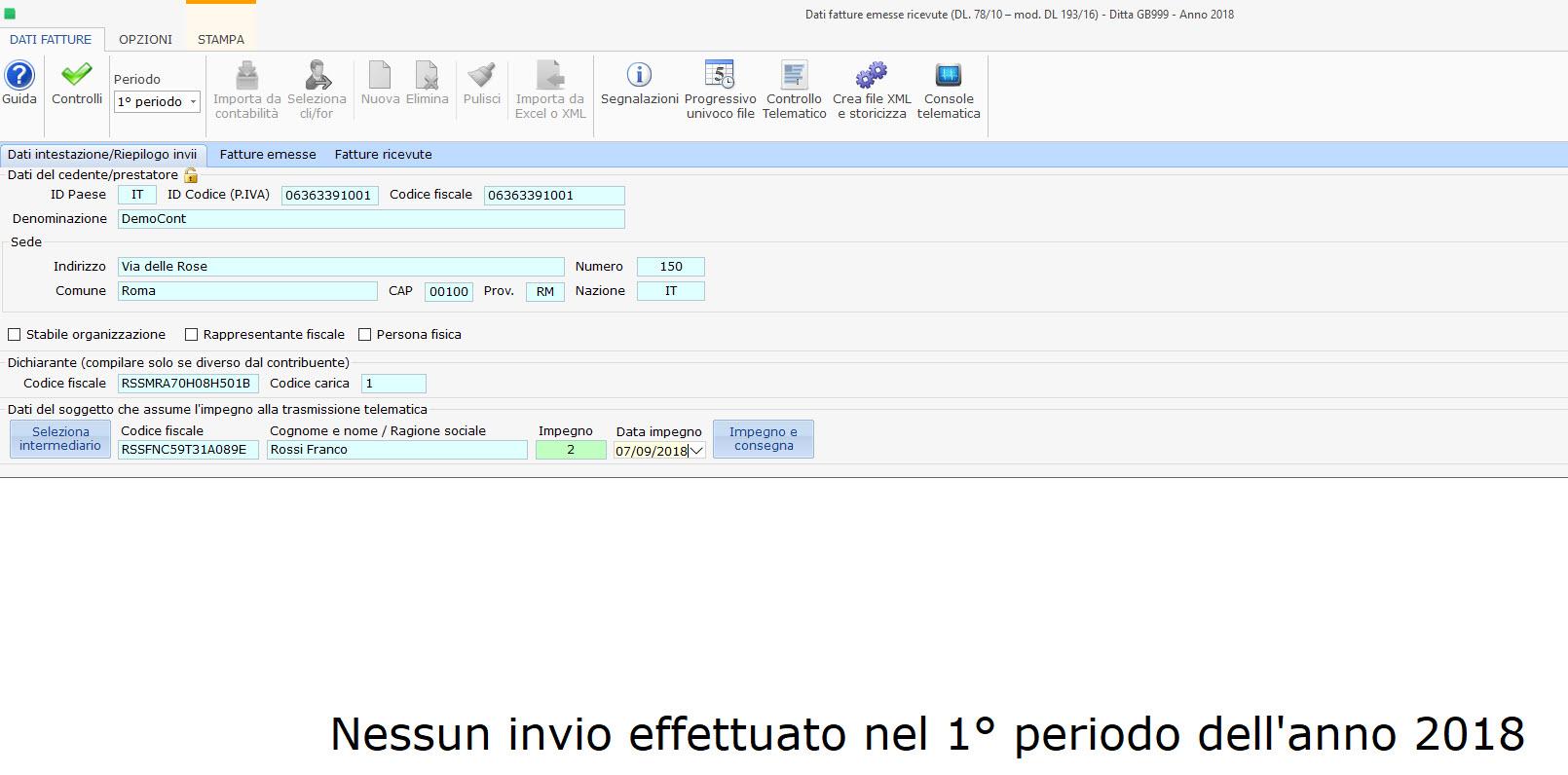 Dati Fatture 2018 (Nuovo Spesometro): calendario scadenze per l'invio - 3