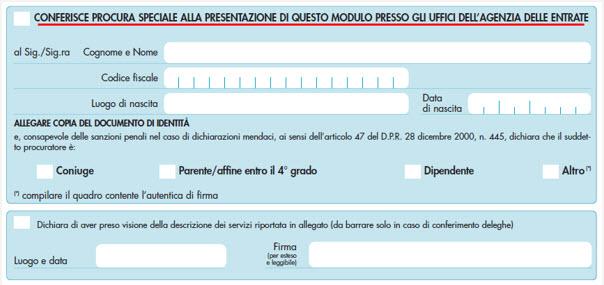 Deleghe Fatturazione Elettronica: rilascio applicazione - 3