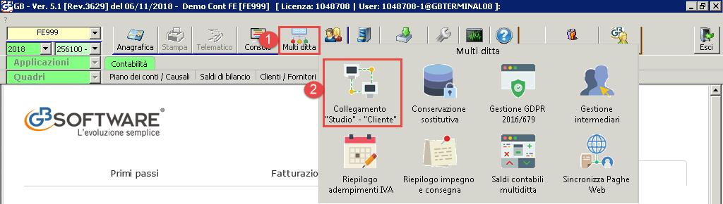 Fatturazione Web: rilascio e sincronizzazione anagrafiche clienti - 3