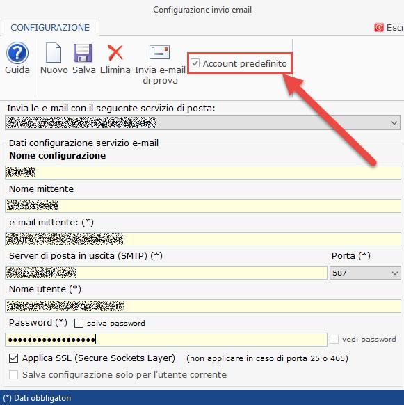Fatture: invio documenti tramite e-mail - 3