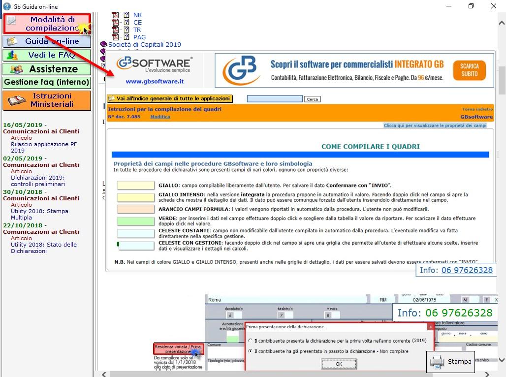 Help e utility a supporto dei clienti GB - 3