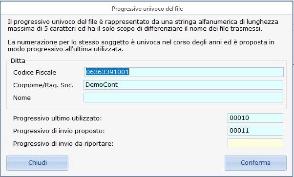 Nuovo Spesometro light 2017: creazione file xml e invio - 3