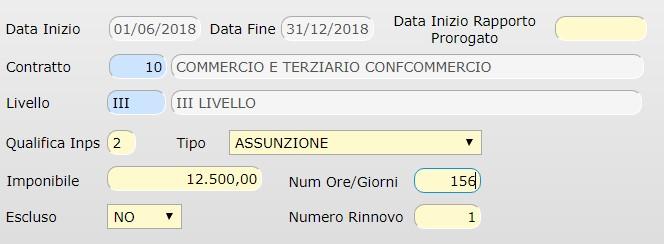 Paghe 2019: gestione Addizionale Naspi aggiuntiva - 3