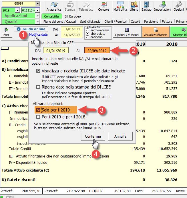 Caso pratico: Bilancio finale di liquidazione con Bilancio Straordinario - 4