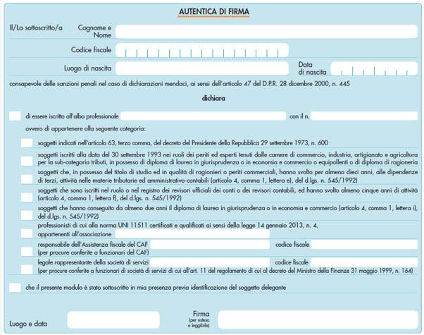 Deleghe Fatturazione Elettronica: rilascio applicazione - 4