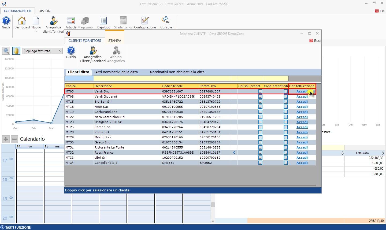 Fatturazione Elettronica: impostazione anagrafica del cliente - 4