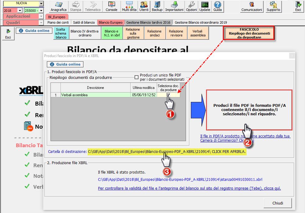 Caso pratico: Importare Verbale assemblea redatto con Word / Open Office - 4