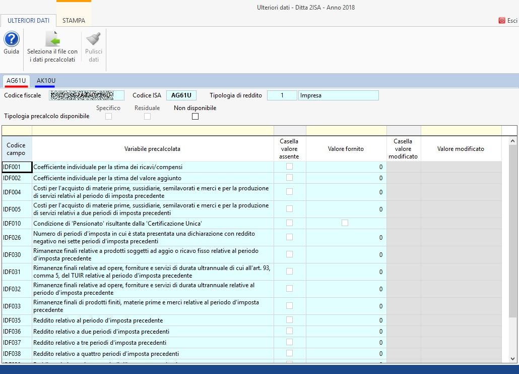 ISA 2019: gestione di due Indici di affidabilità fiscale - 4