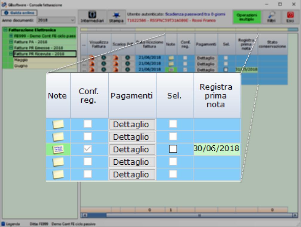Nuova Console Fatturazione/Fiscale e menu Multi ditta - 4