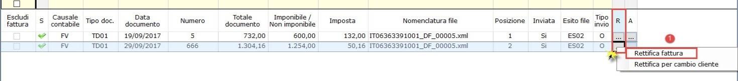 Nuovo Spesometro 2017: rettifiche e annullamenti dati inviati - 4