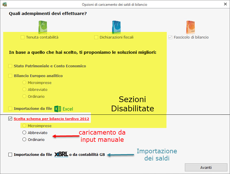 Bilanci Tardivi 2009-2014: disponibile applicazione - 5