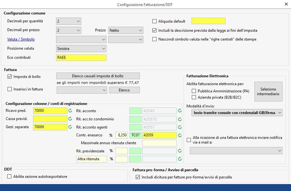Contabilità 2019: rilascio applicazione Fatture - 5
