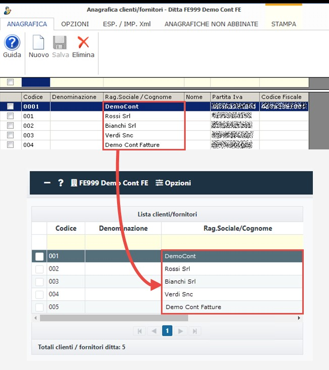 Fatturazione GB Web: prossimo rilascio - 5