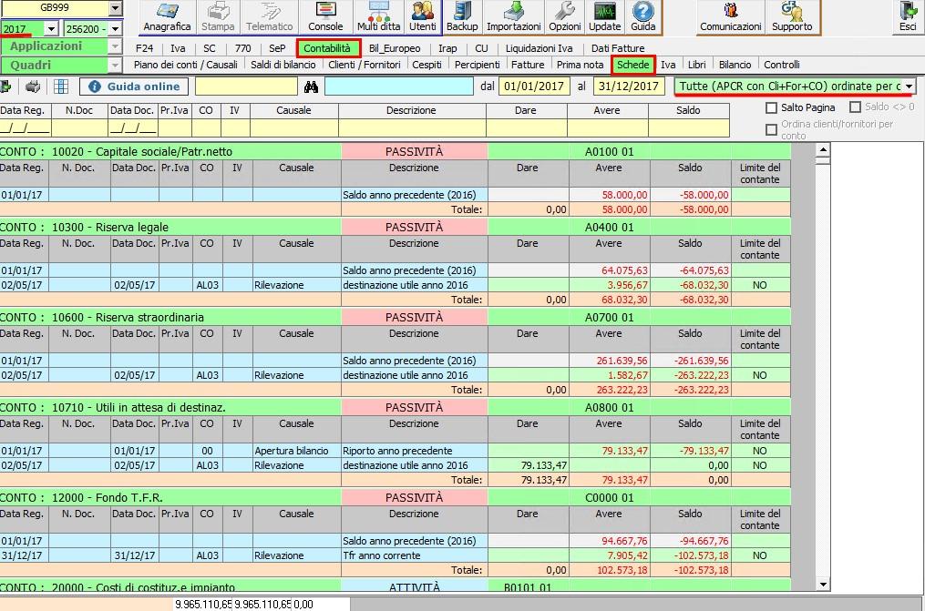 Stampa dei registri contabili 2019: scadenza 31 gennaio - 5