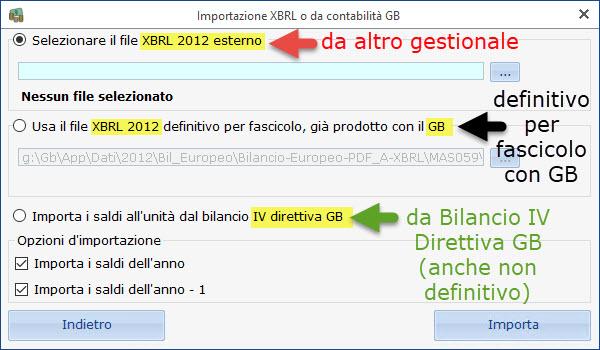 Bilanci Tardivi 2009-2014: disponibile applicazione - 6