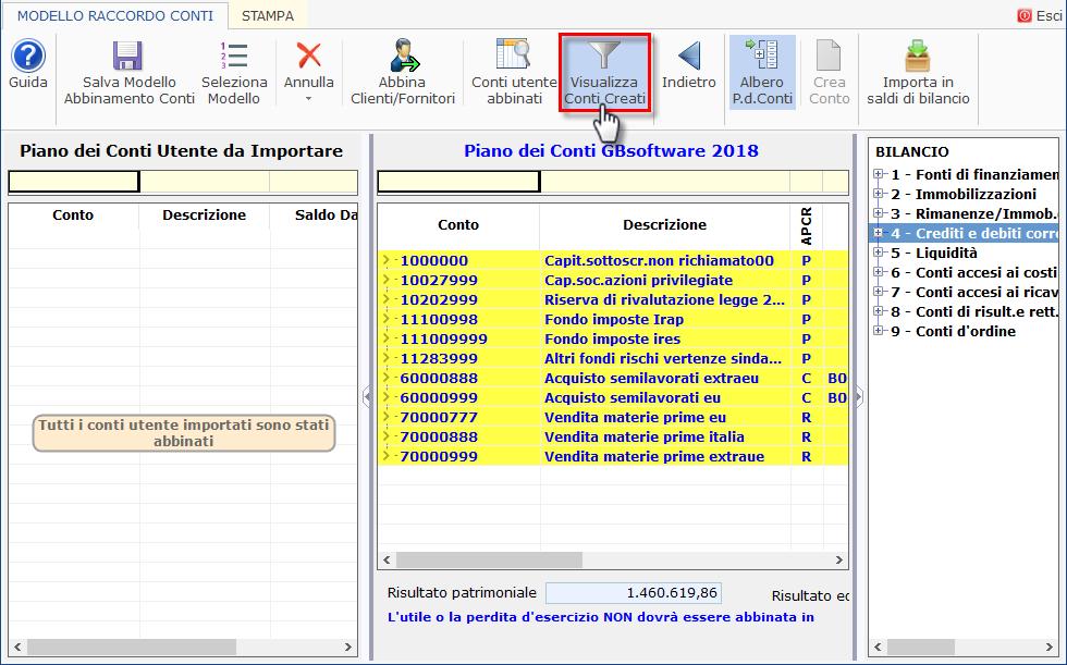 Import Saldi di Bilancio da Excel: nuove funzioni - 6