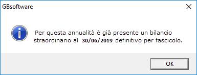 Bilancio Straordinario 2019 con tassonomia 2018: rilascio applicazione - 7