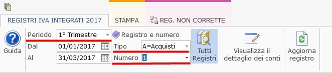 Contabilità Semplificata: Registri IVA integrati - 7