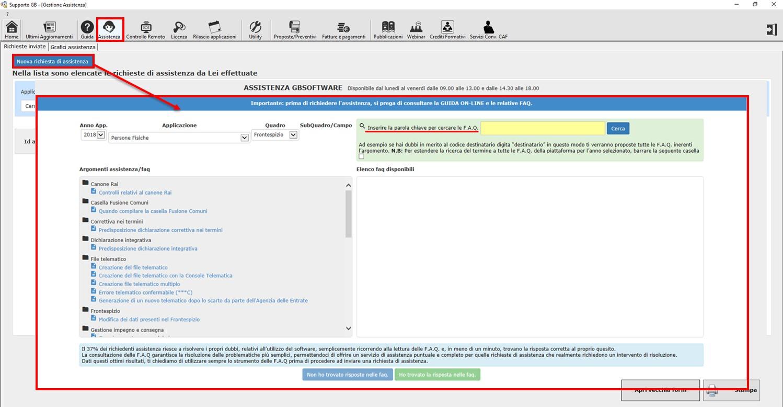 Help e utility a supporto dei clienti GB - 7