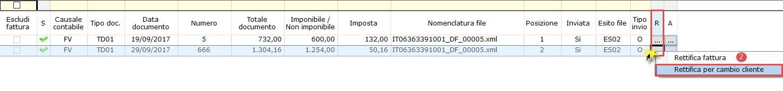 Nuovo Spesometro 2017: rettifiche e annullamenti dati inviati - 7