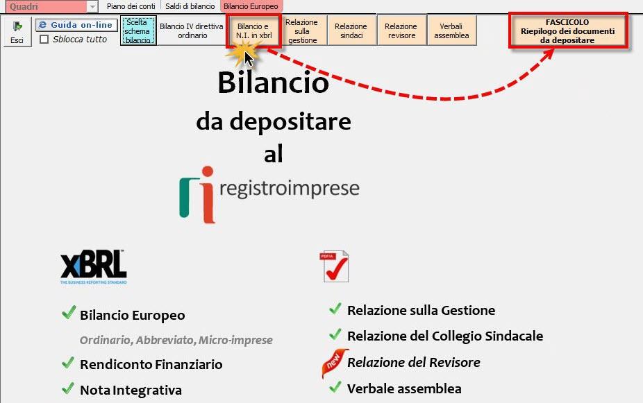 Nota Integrativa 2018: passaggi per redazione Bilancio Europeo - 7