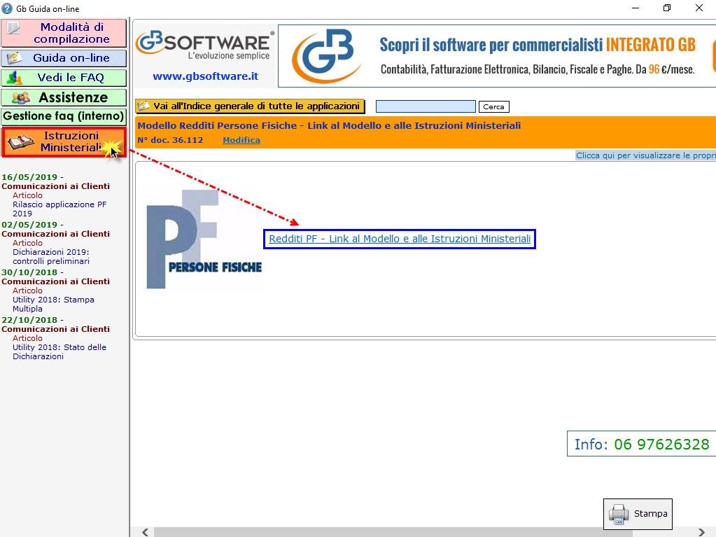 Help e utility a supporto dei clienti GB - 8