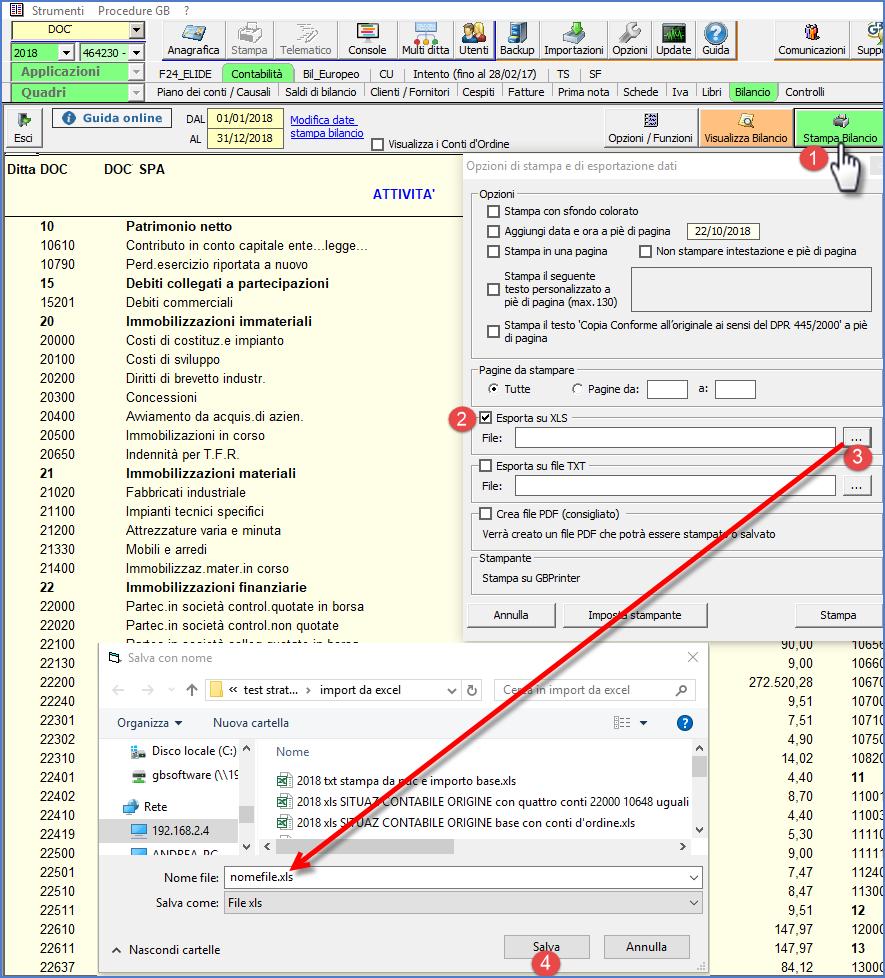 Import Saldi di Bilancio da Excel: nuove funzioni - 8