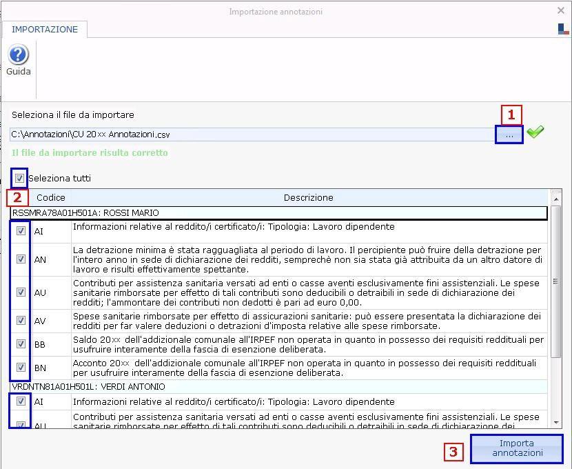 Paghe GB Web 2017: Modello Certificazione Unica 2018 - 8