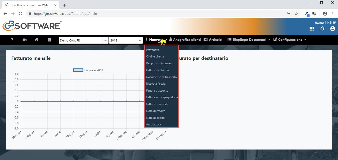 Fatturazione Web: rilascio e sincronizzazione anagrafiche clienti - 9
