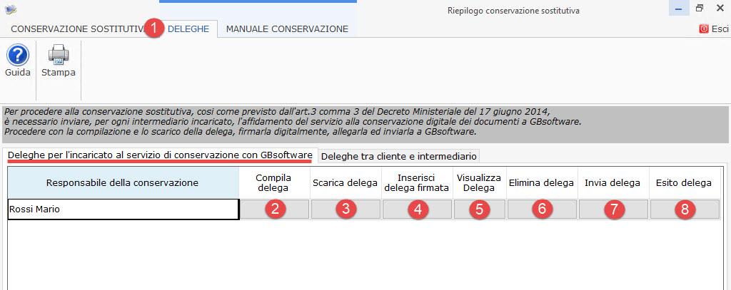 Conservazione file 2017 Dati Fatture, Liquidazioni Iva e Fatture elettroniche PA 2017: rilascio applicazione - 8