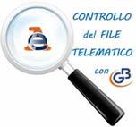 File Telematico con GB