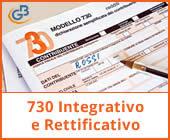 Modello 730 integrativo o rettificativo